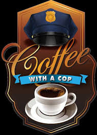 Coffee with a cop Community Program